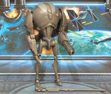 STAR WARS Figura ANIMATA Clone Wars Super Battaglia Droide Assalto (pesanti)