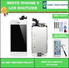 Pantalla Para Iphone 5 5G Blanco Digitalizador con Pantalla Táctil LCD Montaje de reemplazo Reino Unido