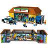 LEGO COM. MATTONCINI SIMPSON JET MARKET CON 6 PERSONAGGI HOMER MARGE BART APU