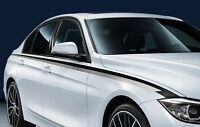 BMW NEW GENUINE F30 F31 M PERFORMANCE PIN-STRIPES STICKERS DECAL KIT 2327591