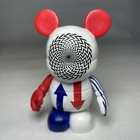 """3"""" Disney Vinylmation Mickey Mouse Urban Series #6 Cycle Of Nature Figure"""