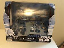 Star Wars Miniatures Battle of Hoth Scenario Pack 17 Pieces In Box