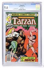 Tarzan #2 CGC 9.6 WP