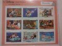 International Collectors Society Disney Classic Stamps Guyana,Grenada/St. Vincen