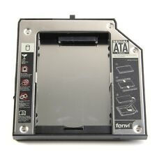 New Second SATA HDD Hard Drive Caddy LENOVO Thinkpad Serial Ultrabay Enhanced