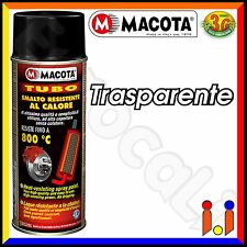 MACOTA Alte Temperature Vernice Spray Pinze Freno Marmitte Tuning Tubo NON COLA?