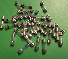 Fuse 500 mA Fuses Quick Blow Milliamps 5 x 20 mm Fast Glass 240V Rated x 10pcs