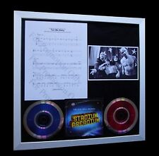 RED HOT CHILI PEPPERS Tell Me Baby LIMITED Nod CD GALLERY QUALITY FRAMED DISPLAY