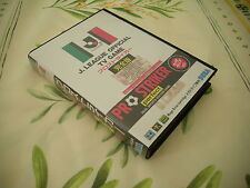 >> J LEAGUE PRO STRIKER PERFECT MEGADRIVE JAPAN IMPORT BRAND NEW NEVER OPENED <<