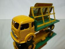 DINKY TOYS - 1:43 - NO= 33 SIMCA CARGO SAINT GOBAIN  - IN NEAR MINT  CONDITION