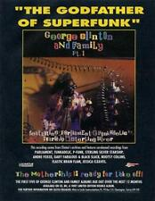 George Clinton Parliament Funkadelic VOX LP advert
