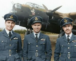 """Guy Gibson The Dambusters 10"""" x 8"""" Photograph 7"""