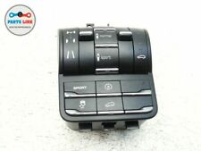 2011-2014 PORSCHE CAYENNE 958 TERRAIN OPTION SWITCH SUSPENSION MODE RIDE CONTROL