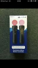 PlayStation Move Motion Controller Twin Pack PS4 VR - Brand New  - Boxed
