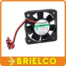 VENTILADOR TERMOPLASTICO 24VDC 59MA 1.4W 50X50X10MM 6500 ROTACIONES/MIN BD11357