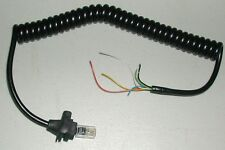 Curly Cords To Suit Tait 2000 Radios - Pack Of 10 Spare Parts