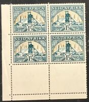 South Africa #SG57c MNH CV£45.00 1936 Gold Mine [Flag on Chimney][Mi79-Mi80 51]