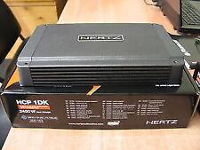 Hertz HCP1DK Monoblock Class D Car Amplifier Subwoofer Amp 1240Watt
