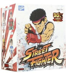 The Loyal Subjects: Wave 1 Street Fighter 4x Blind Box Action Vinyls