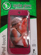 iPod Touch 5 Case Cover, Silicone, Gecko Grip, Gecko Glove, Flexible and Durable
