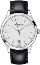 MODEL # 112533 | BRAND NEW MONTBLANC HERITAGE CHRONOMETRIE AUTOMATIC MENS WATCH