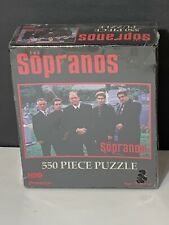 The Sopranos HBO Jigsaw Puzzle 550 Pieces NEW Sealed