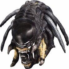 AVP Movie Deluxe Predalien Adult Full Mask Alien Predator Licensed Costume