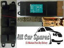 Subaru Legacy Mk3 - Driver Side Front Window Switch / Switches - 83071AE070