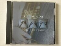PHIL DRISCOLL: Power Of Praise 1985 CD Maga Rare SEALED NEW CCM