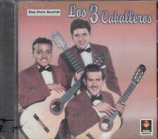 Los Tres Caballeros Donde Estas CD Nuevo Sealed