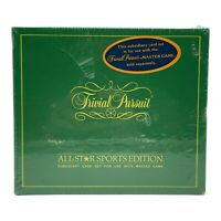 Trivial Pursuit All Star Sports Edition Subsidiary Card Set Board Game SEALED