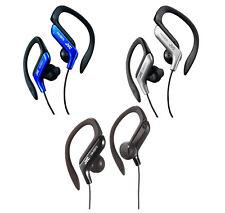JVC HA-EB75 SPORT HEADPHONE EARPHONE Fits IPHONE IPAD IPOD MP3 BLACK BLUE SILVER