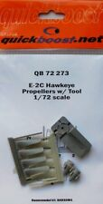 Quickboost 1/72 E-2C Hawkeye Propellers with Tool # 72273