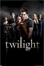 TWILIGHT ~ CULLEN CAST ~ 24x36 MOVIE POSTER Robert Pattinson Kristen Stewart 1