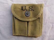 CARTOUCHIÈRE D'USM1 WW2 ORIGINAL 1942  USM1