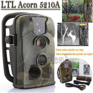 Original LTL- 5210A 12MP Farm Secure Hunting Trail Scouting Game Camera 940NM