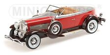 Duesenberg Model J Torpedo Convertible Coupe' 1929 1:43 Model MINICHAMPS