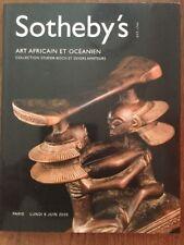 sotheby's catalogue Tribal Art Paris 2005