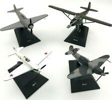 Soviético Metal Avión Escritorio Modelo Militar Fuerza Aérea USSR Rusa Yak