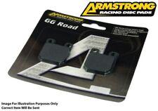 APRILIA RS 50 2003 ARMSTRONG ORGANIC GG REAR BRAKE PADS