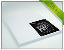 Rihac 135/80gsm Inkjet Sticker Paper Self Adhesive Glossy Photo Paper A4 20pk