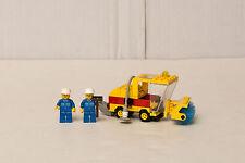 Lego 6645 Spazzatrice con Operatori Ecologici Città Legoland Town (1991)