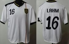 MONDO REPLICA GERMANIA  MONDIALI 2010 PHILIPP LAHM   SMALL  BIANCA   NUOVA