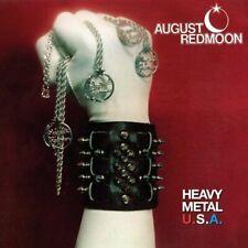 August Redmoon - Heavy Metal U.S.A. (2015)  CD  NEW/SEALED  SPEEDYPOST