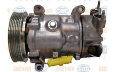 HELLA Compresor aire acondicionado 12V Para PEUGEOT CITROEN C4 8FK 351 340-581