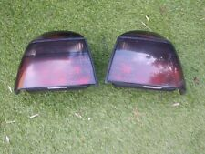 MK3 Golf Hella Black Rear Lights