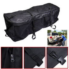 Waterproof Cargo Luggage Bag Basket Car Roof Top Rack Carrier Travel 4WD for SUV