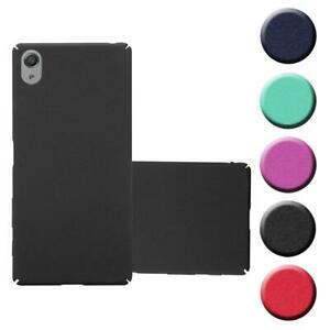 Hard Cover for Sony Xperia X Shock Proof Case Frosty Mat Rigid TPU