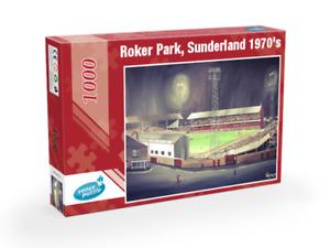 Sunderland Roker Park 1970's - 1000 piece Jigsaw