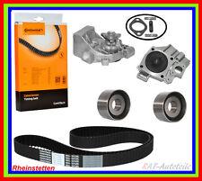 CONTI Zahnriemen+2xSpann/U.Rolle+Wasserpumpe EU FIAT DUCATO 90 KW 122 PS 2.8 TDI